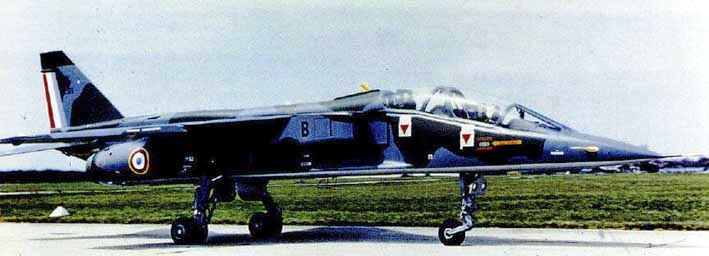 SEPECAT Jaguar A -Strike Fighter - Passed for Consideration