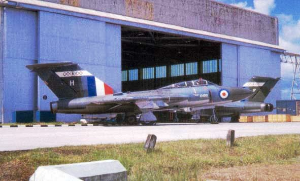 GLOSTER JAVELIN FAW Mk9