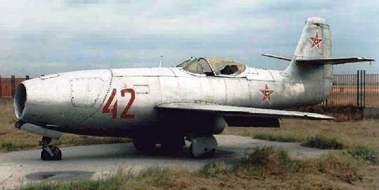 YAK-23 FLORA