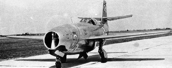 Yak-23 (Pologne - 1950)